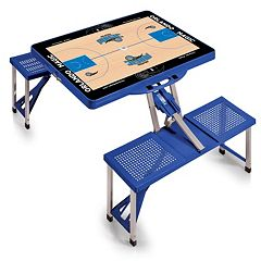 Picnic Time Orlando Magic Portable Folding Picnic Table