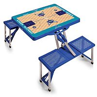 Picnic Time Charlotte Hornets Portable Folding Picnic Table
