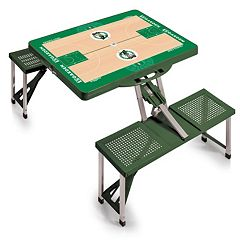 Picnic Time Boston Celtics Portable Folding Picnic Table