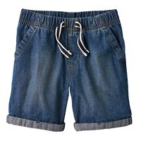 Baby Boy Jumping Beans® Denim Shorts