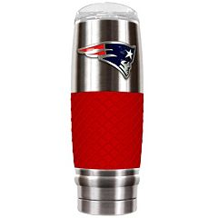 New England Patriots 30-Ounce Reserve Stainless Steel Tumbler