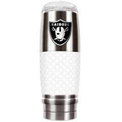Oakland Raiders 30-Ounce Reserve Stainless Steel Tumbler