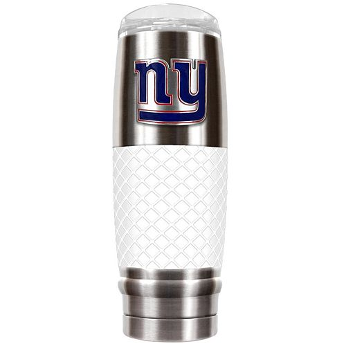 New York Giants 30-Ounce Reserve Stainless Steel Tumbler