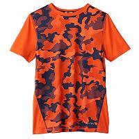 Boys 8-20 Tek Gear® Camouflage Sports Tee