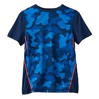 Boys 8-20 Tek Gear® Camouflage Sports Tee