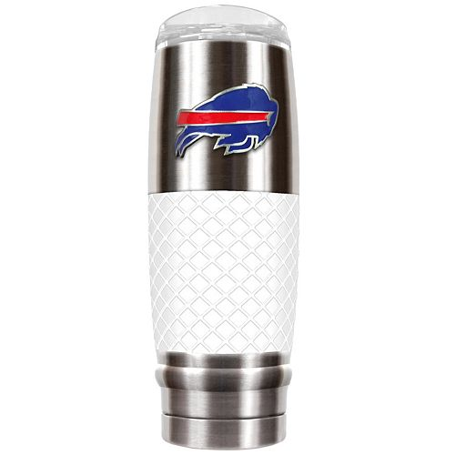 Buffalo Bills 30-Ounce Reserve Stainless Steel Tumbler