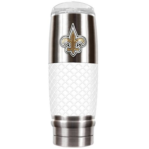 New Orleans Saints 30-Ounce Reserve Stainless Steel Tumbler
