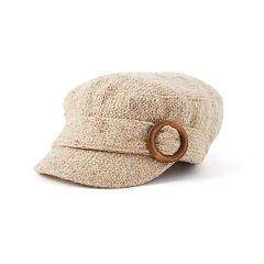 Scala Knit Cadet Hat