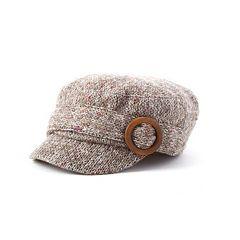 Scala Knit Cadet Hat