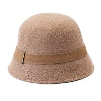 Women's Betmar Kensie Wool Cloche Hat