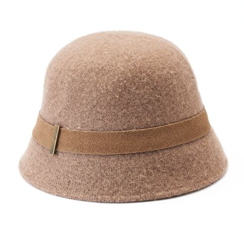 Women's Betmar Kensie Wool Cloche Hat