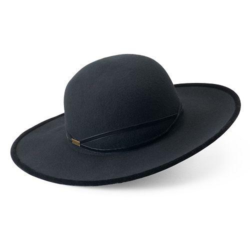 Women's Betmar Marisielle Crisscross Ribbon Floppy Hat