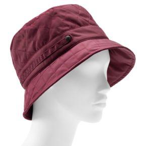 Betmar Quilted Bucket Hat
