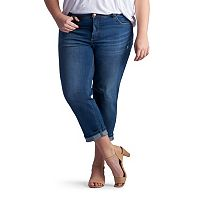 Plus Size Lee Cameron Easy-Fit Jean Capris