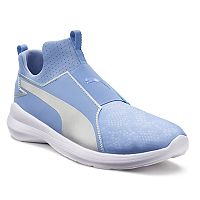 PUMA Rebel Mid Etch Women's Training Shoes