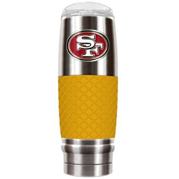 San Francisco 49ers 30-Ounce Reserve Stainless Steel Tumbler