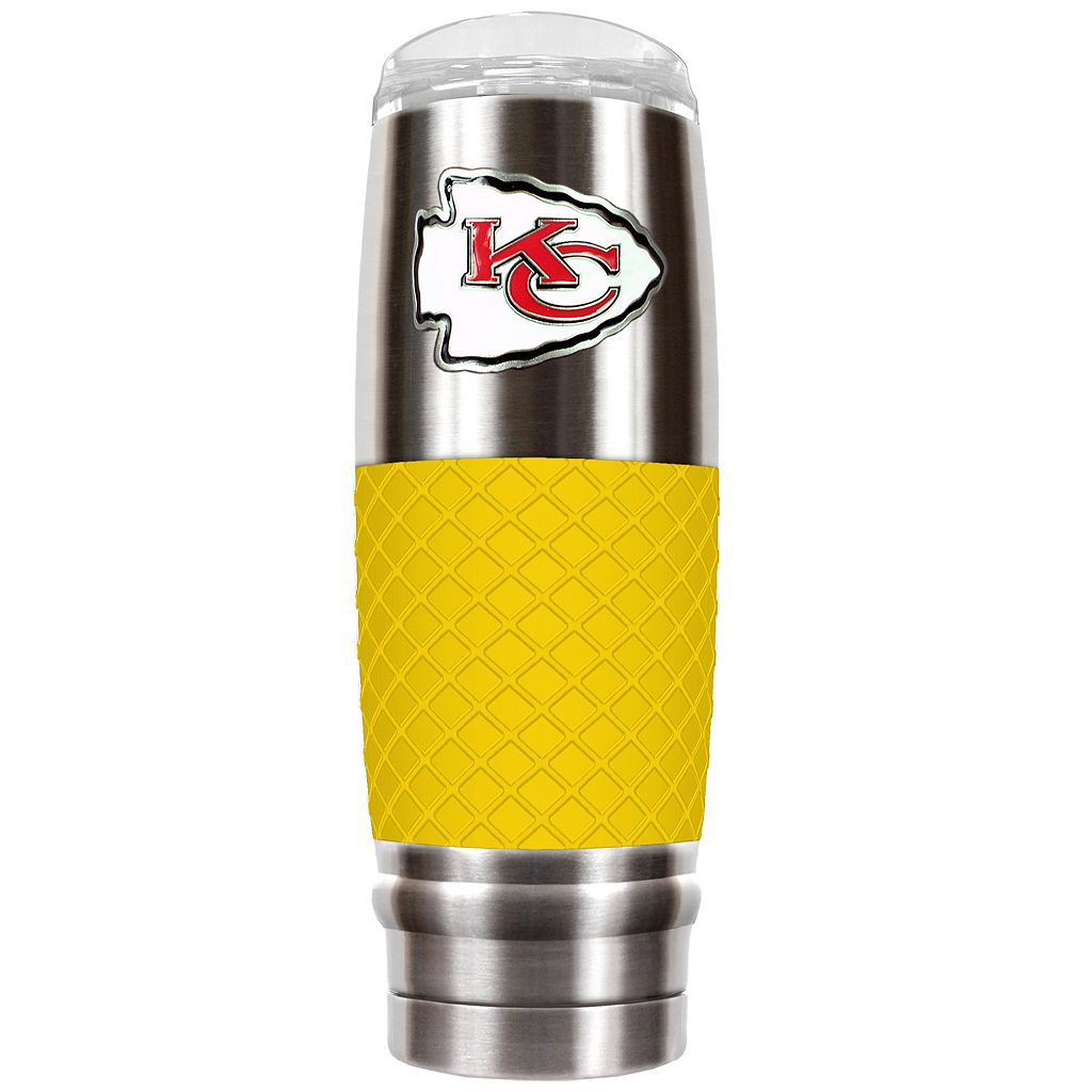 Kansas City Chiefs 30-Ounce Reserve Stainless Steel Tumbler