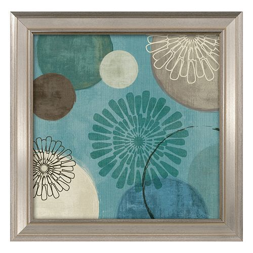 Timeless Frames Flora Mood II Framed Wall Art