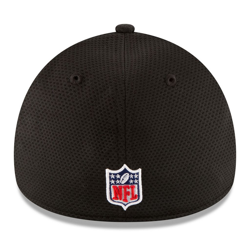 Adult New Era San Francisco 49ers 39THIRTY Sideline Tech Fitted Cap