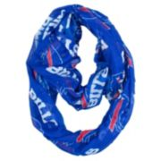 Buffalo Bills Sheer Infinity Scarf