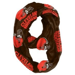 Cleveland Browns Sheer Infinity Scarf