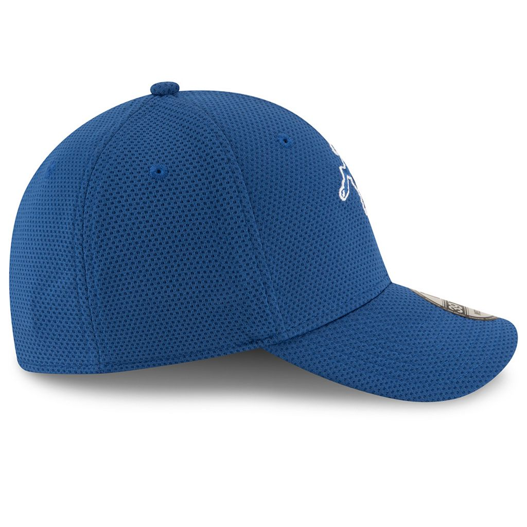 Adult New Era Indianapolis Colts 39THIRTY Sideline Tech Fitted Cap