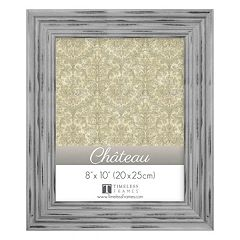 timeless frames distressed 8 x 10 frame