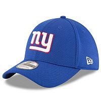 Adult New Era New York Giants 39THIRTY Sideline Tech Fitted Cap