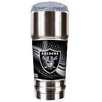Oakland Raiders 32-Ounce Pro Stainless Steel Tumbler