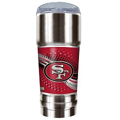 San Francisco 49ers 32-Ounce Pro Stainless Steel Tumbler