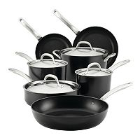 Circulon Ultimum 11 pc Forged Aluminum Nonstick Cookware Set