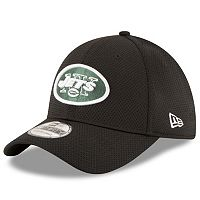 Adult New Era New York Jets 39THIRTY Sideline Tech Fitted Cap