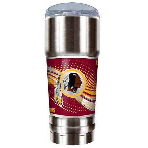 Washington Redskins 32-Ounce Pro Stainless Steel Tumbler