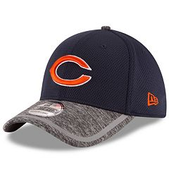 Youth New Era Chicago Bears 39THIRTY Training Camp Fitted Cap