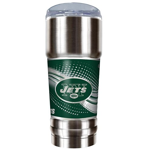 New York Jets 32-Ounce Pro Stainless Steel Tumbler