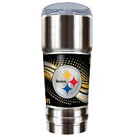 Pittsburgh Steelers 32-Ounce Pro Stainless Steel Tumbler