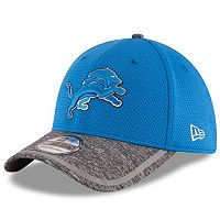 Youth New Era Detroit Lions 39THIRTY Training Camp Fitted Cap