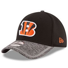 Youth New Era Cincinnati Bengals 39THIRTY Training Camp Fitted Cap
