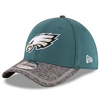 Youth New Era Philadelphia Eagles 39THIRTY Training Camp Fitted Cap
