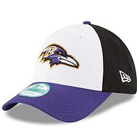Adult New Era Baltimore Ravens 9FORTY Block Adjustable Cap