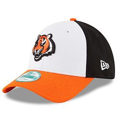 Adult New Era Cincinnati Bengals 9FORTY Block Adjustable Cap