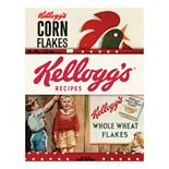 Publications International, Ltd. Kellogg's Corn Flakes Recipes Cookbook