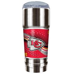 Kansas City Chiefs 32-Ounce Pro Stainless Steel Tumbler