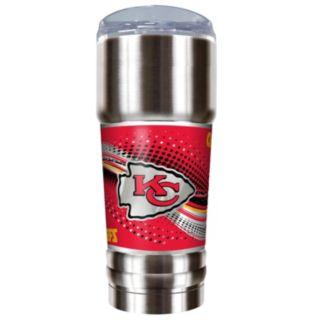 Kansas City Chiefs 32-Ounce Pro Stainless Steel Tumbler