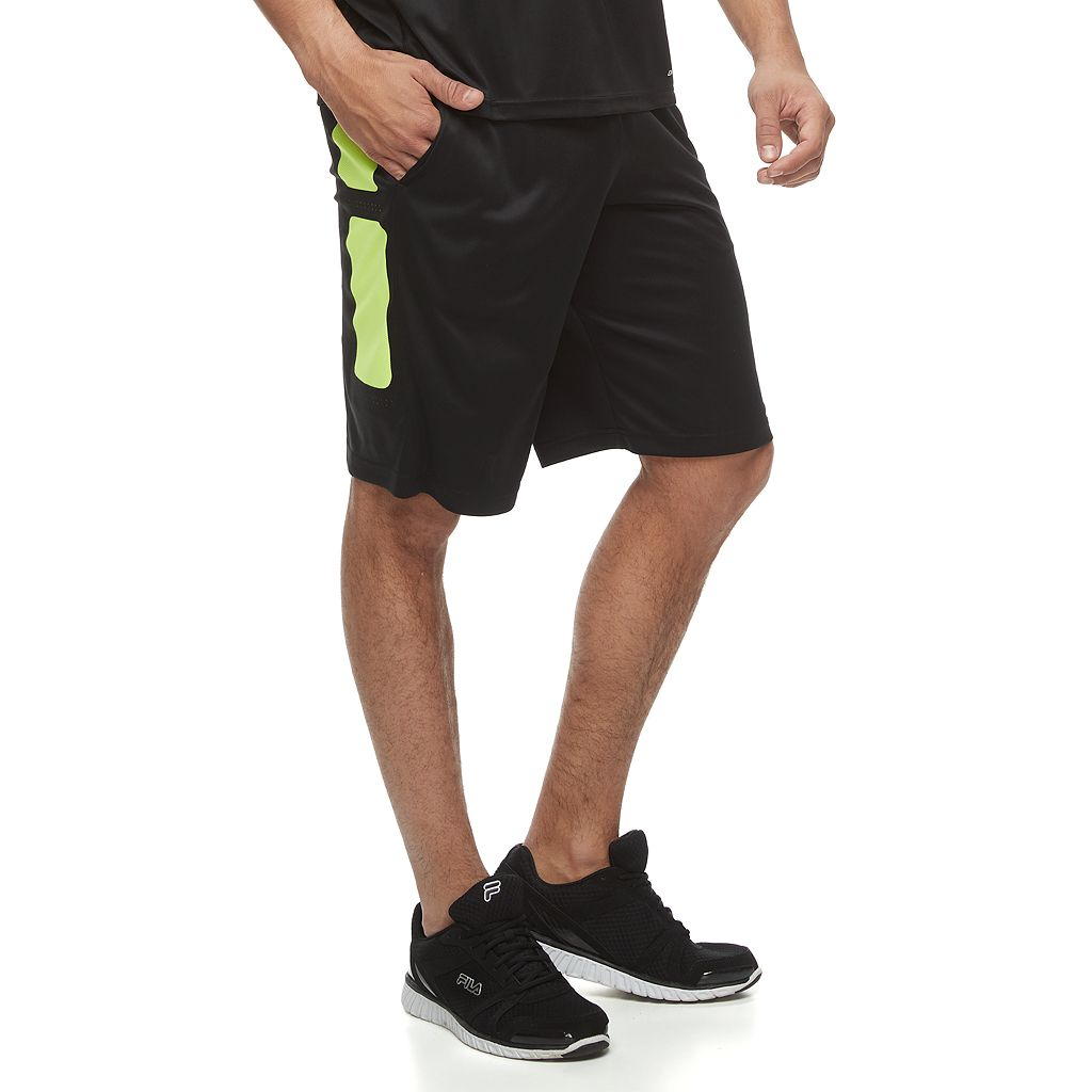 Big & Tall Tek Gear® Laser Cut Basketball Shorts