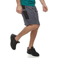 Big & Tall Tek Gear® Laser Cut Basketball Shorts