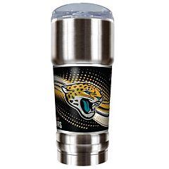 Jacksonville Jaguars 32-Ounce Pro Stainless Steel Tumbler