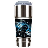 Carolina Panthers 32-Ounce Pro Stainless Steel Tumbler