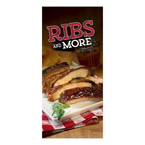 Publications International, Ltd.  Ribs & More Cookbook