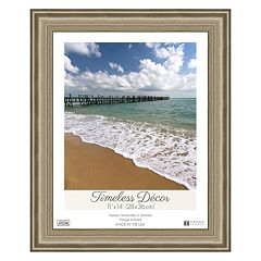 Timeless Frames Silver Finish 11' x 14' Frame